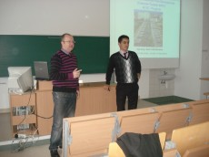 Wizyta zagranicznych pracowników naukowych w ramach współpracy międzynarodowej