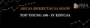 """Ruszyła rekrutacja do projektu """"TOP YOUNG 100"""" – edycja 2021"""